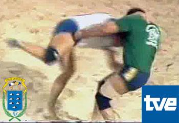Videos - Luchada en Puerto Cabras, Puerto del Rosario